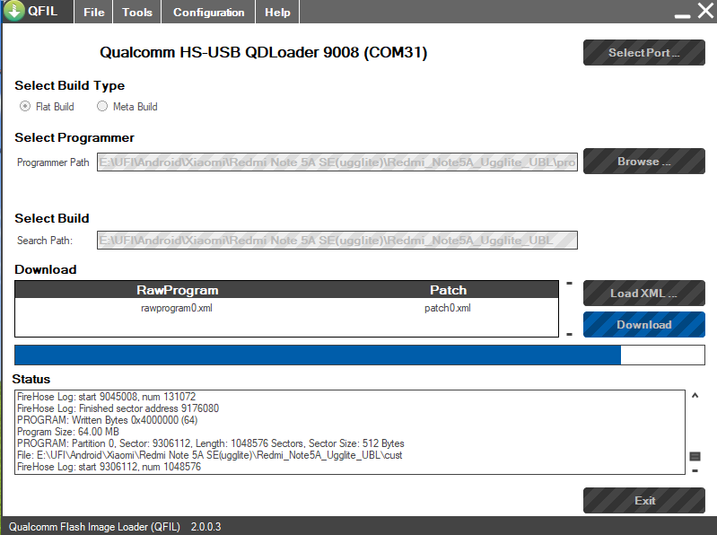 Unlock Bootloader Redmi Note 5A Ugglite Fix Stuck Recovery