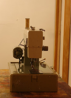verna vogel sewing machine