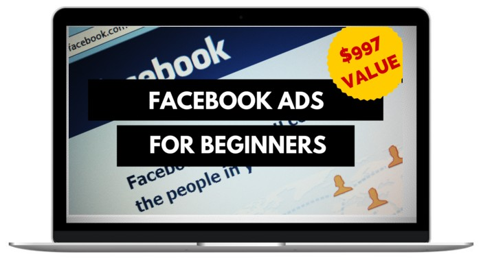 [GIVEAWAY] Facebook Ads For Beginners [$997 VALUE]