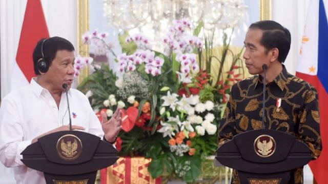 Indonesia - Filipina menandatangani 12 kesepakatan