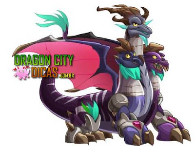 Dragão Hellbeast