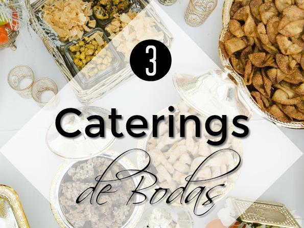 3 caterings de bodas que sigo en Instagram