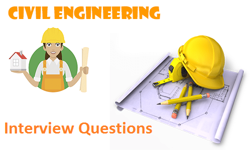 updated civil engineering interview questions answers  mcqs preparation  engineering