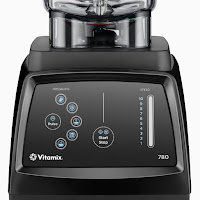 Vitamix 780's LED touch-screen control panel