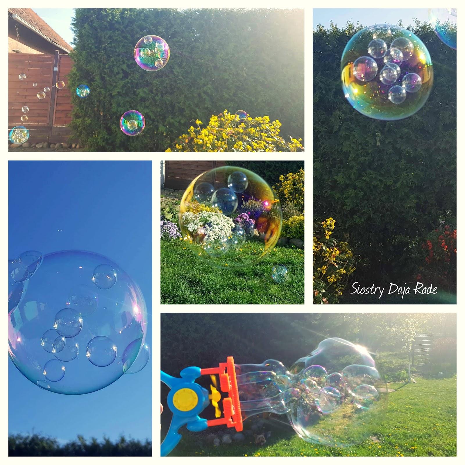 013ffeb818 Bańki My Bubble są kolorowe