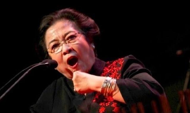 Megawati : Kalau Saya Sudah Keluar Kumis, Gak Ada yang Berani