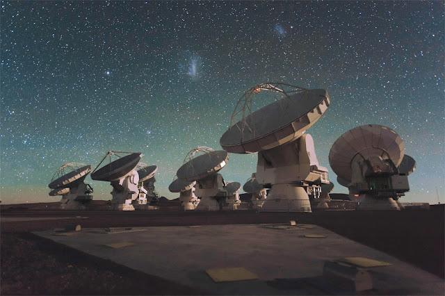 Observatório ALMA - ESO