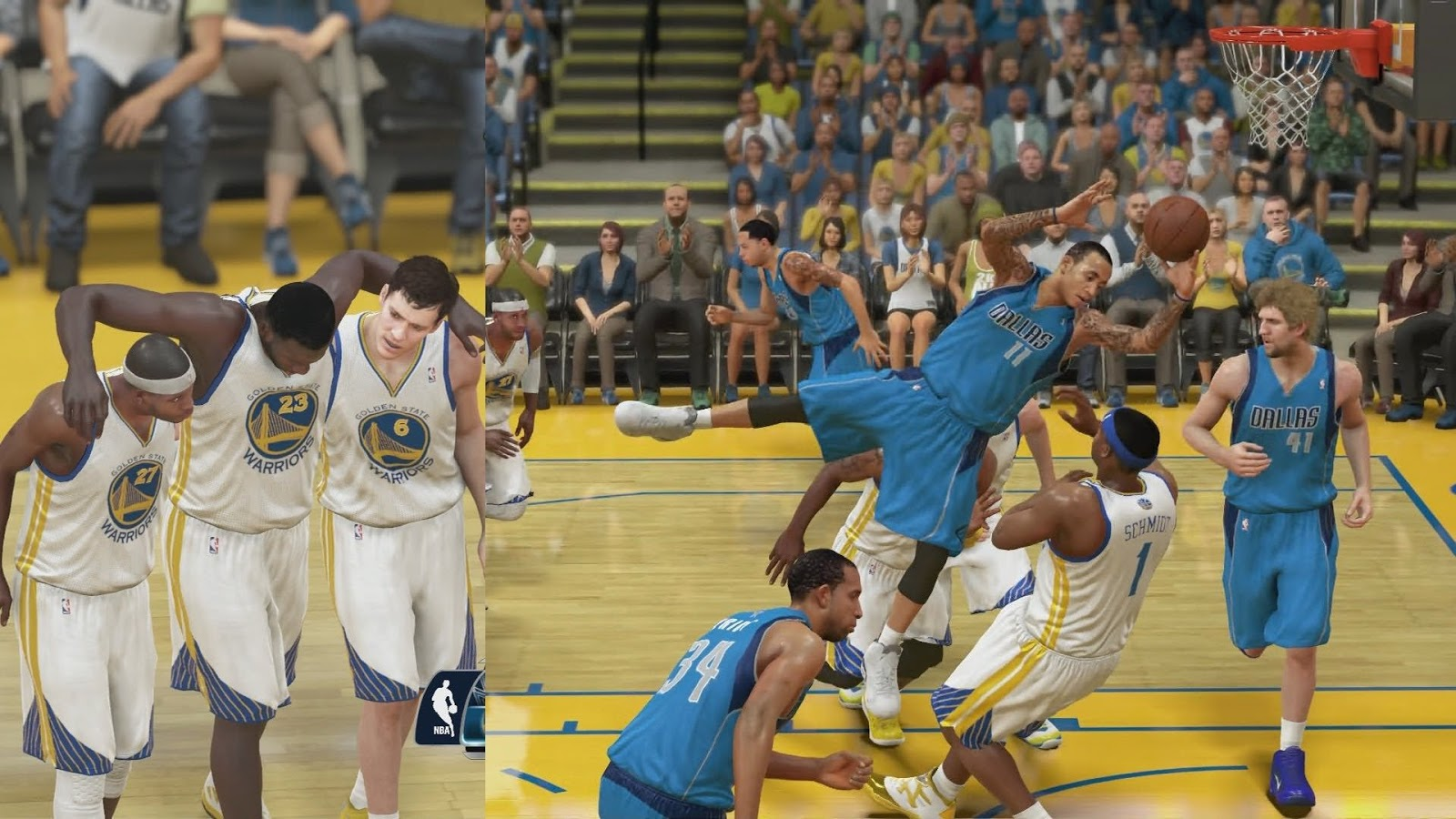 NBA 2k15 'Injuries 2.0' System Details : Realistic Injuries