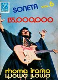 lagu Rhoma Irama Soneta Volume 6 - 135 Juta mp3