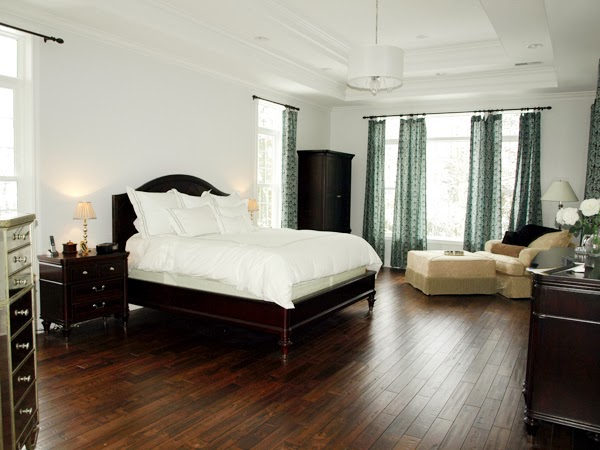 The Luxe Lifestyle Master Bedroom Reveal: Less Than Perfect Life Of Bliss