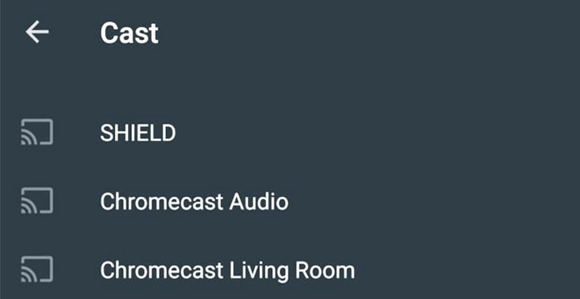 Chromecast como usarlo en Android