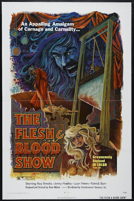 Knives, Knickers and Knockers: The Flesh and Blood Show (1972)