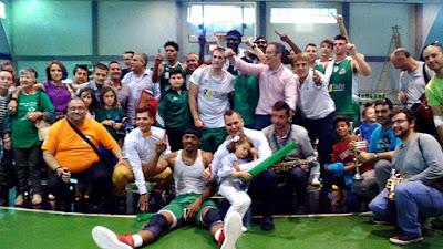 REPORTAJE: El CB Cazorla alcanza el título de Liga EBA (2017)