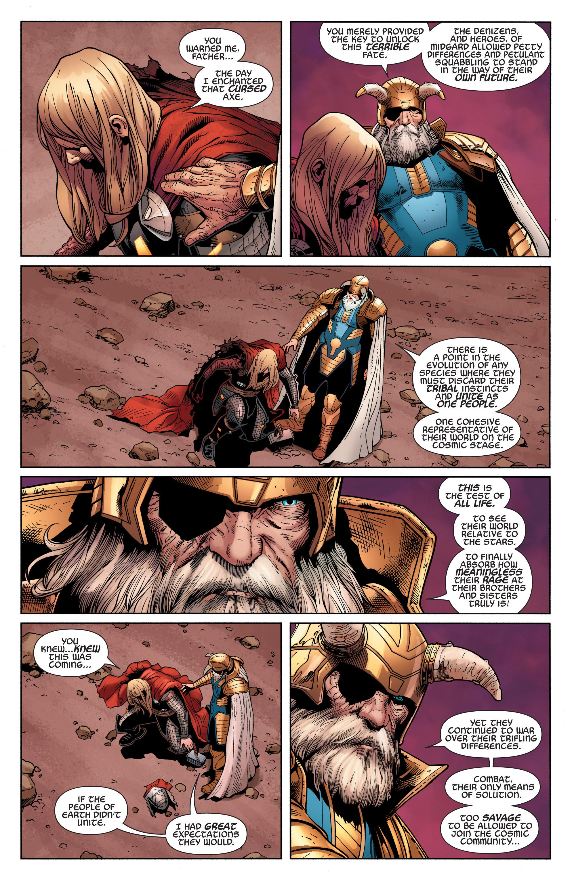 Read online Uncanny Avengers (2012) comic -  Issue #17 - 24