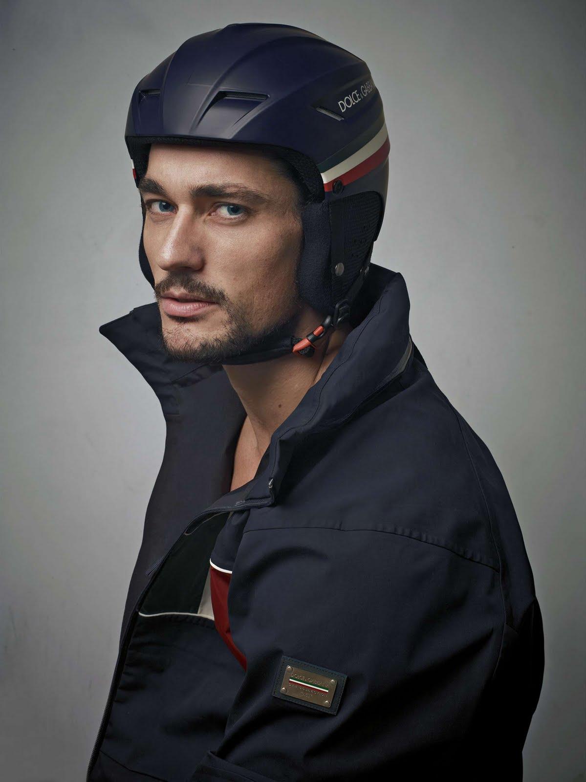David Gandy -Source-: Dolce&Gabbana Fall Winter 2011-2012 ...