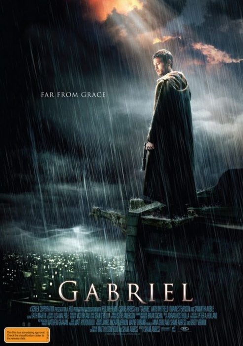 Andy's Movie Poster - Gabriel