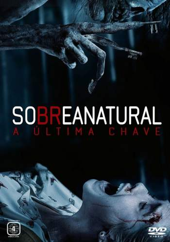 Sobrenatural: A Última Chave Torrent - BluRay 720p/1080p Legendado