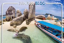 Belitung Hopping Island, Jelajahi Pulau-pulau Unik di Belitung