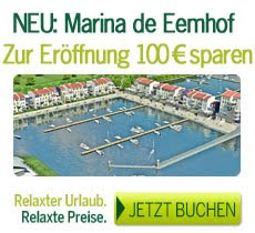 Eröffnungsangebot Marina Eemhof