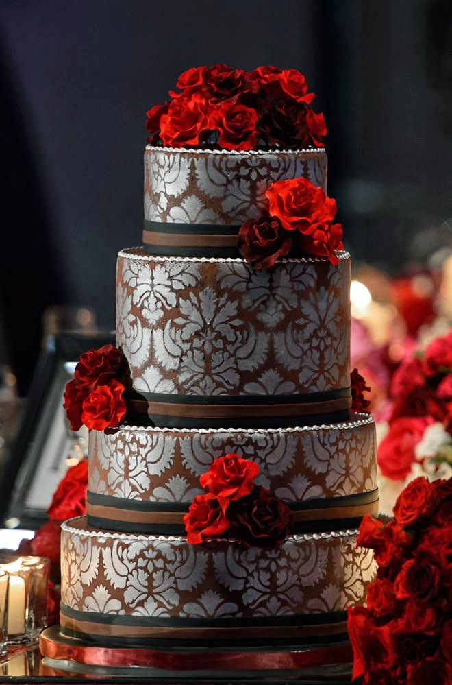 Best Wedding Cakes Of 2013 Belle The Magazine
