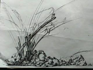 drawing pen by Kangbarok
