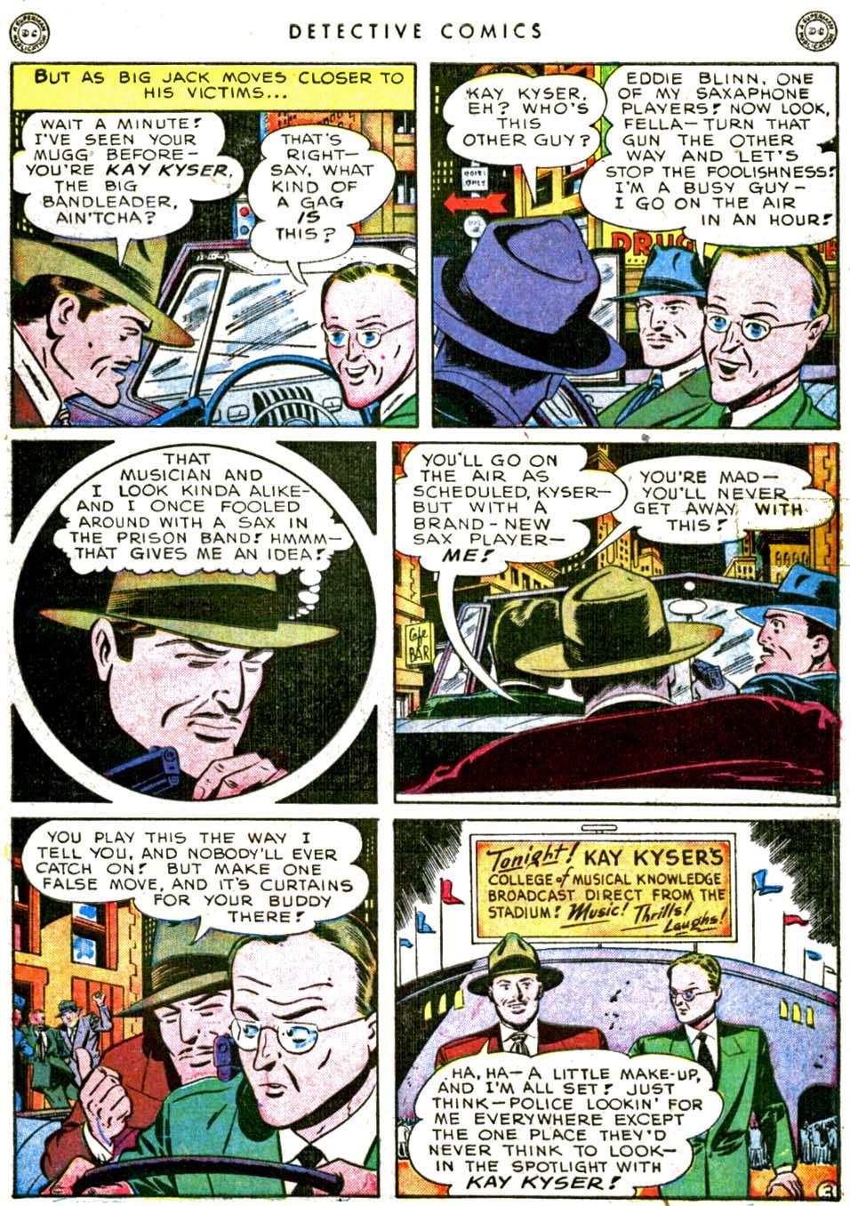 Read online Detective Comics (1937) comic -  Issue #144 - 5
