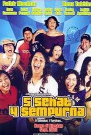Download Film 5 Sehat 4 Sempurna (9 Sahabat 1 Taruhan) (2002) DVDRip
