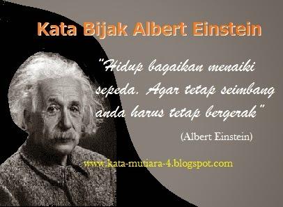 Kata Bijak Albert Einstein Tentang Hidup  E  A C A E  A E  Ab E  Aa Ef Bd A Kata Bijak Ucapan Selamat