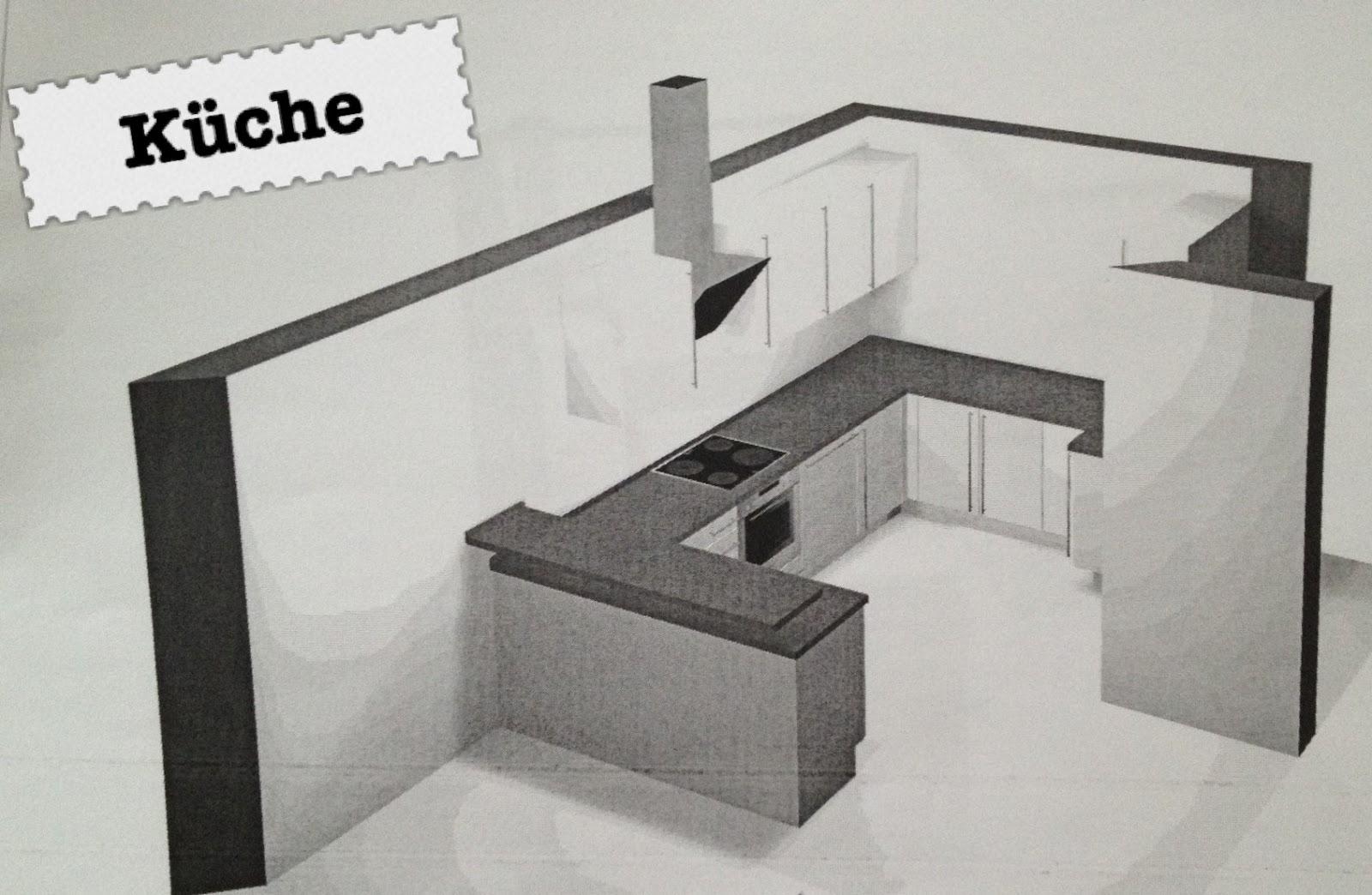 reihenhaus von werner wohnbau k chenplanung. Black Bedroom Furniture Sets. Home Design Ideas