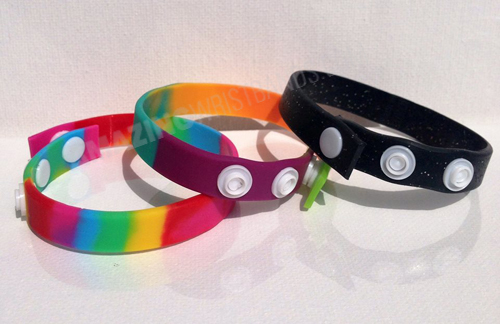 Teen Adjustable Snap Bands