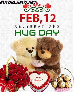 HAPPY HUG DAY 2016