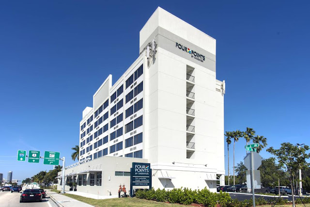 Reserve stylish hotel rooms at Four Points by Sheraton Fort Lauderdale Airport/Cruise Port in Fort Lauderdale that offers comfortable bedding and free Wi-Fi.