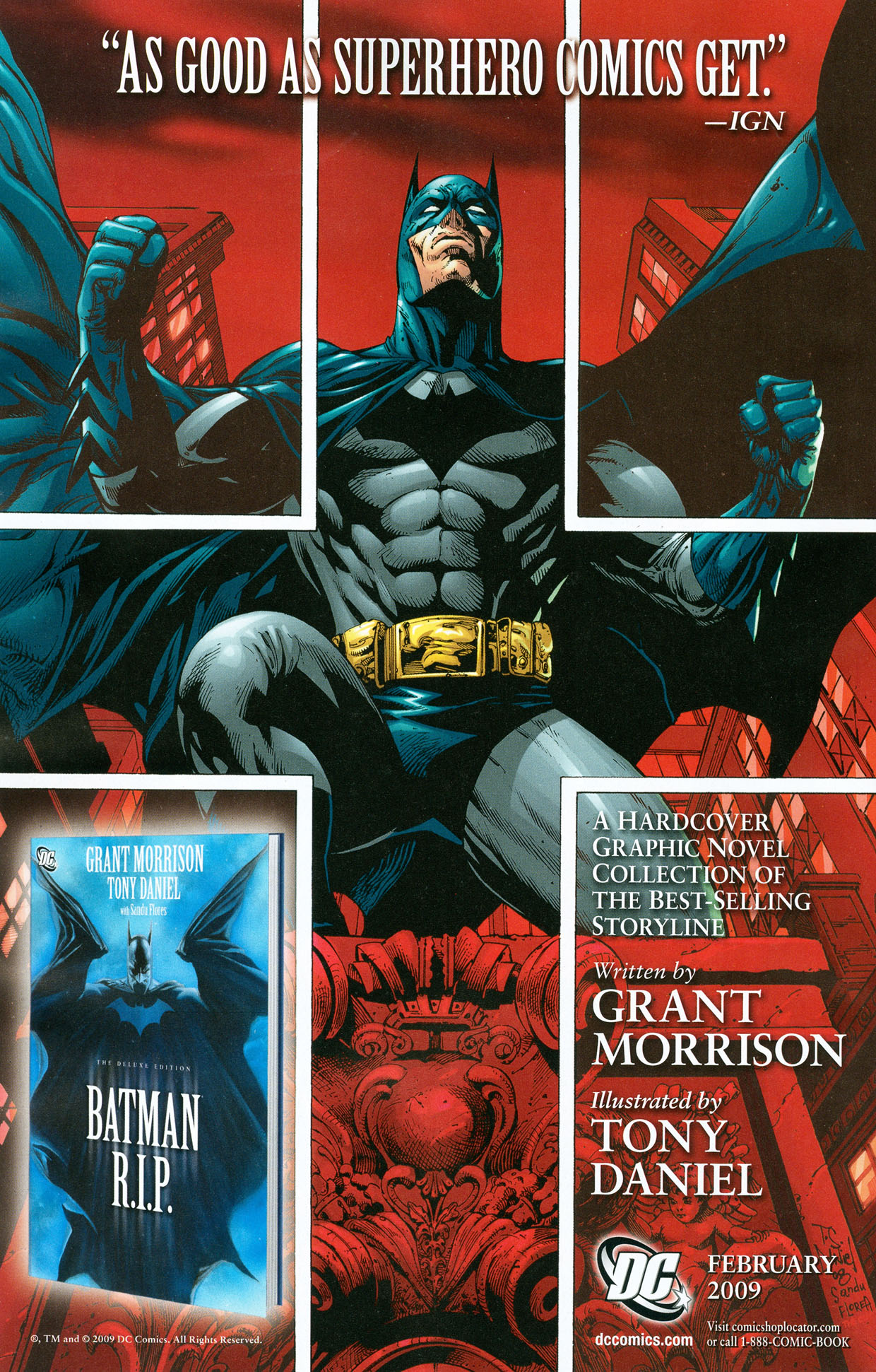 Read online Trinity (2008) comic -  Issue #31 - 31