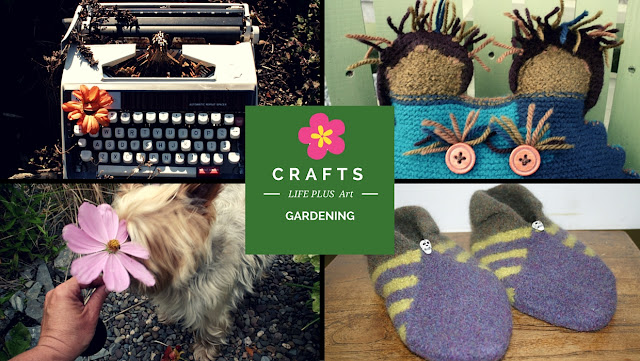 Crafts & Gardening by Minaz Jantz