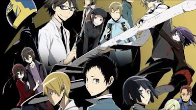 Download Ost Durarara!! x2 Ketsu