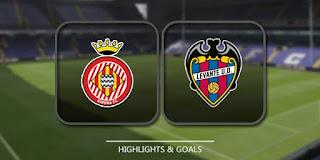 مشاهدة مباراة جيرونا وليفانتي بث مباشر 31-3-2018 الدوري الاسباني الممتاز اون لاين