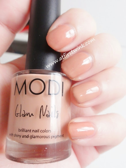 Modi Glam Nails nail polish no. 3