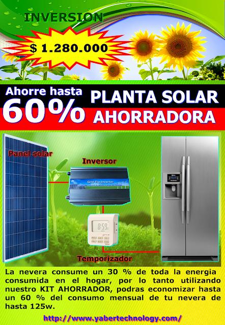 Venta De Paneles Solares En Barranquilla Yaber