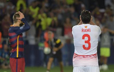Crónica FC Barcelona 5 Vs Sevilla FC 4