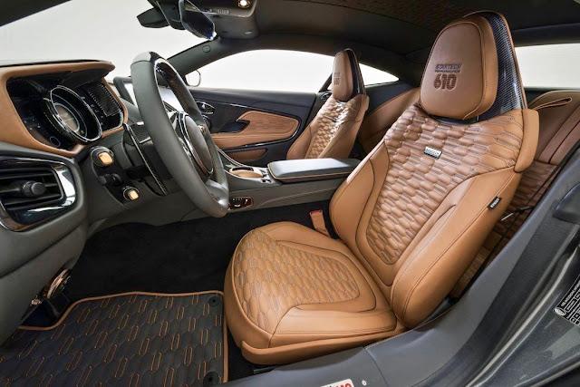 ブラバス・STARTECHがカスタムした「アストンマーティンDB11」を発表!V8モデルがアップグレードで610馬力に。