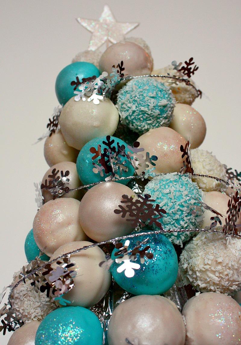 Make Tree Christmas Pops Cake How