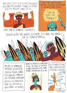 """Résultat de recherche d'images pour """"penelope bagieu culottées 2"""""""