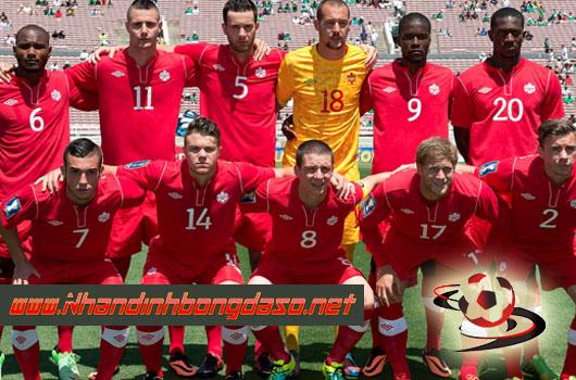 Canada vs Martinique 6h30 ngày 16/6 www.nhandinhbongdaso.net