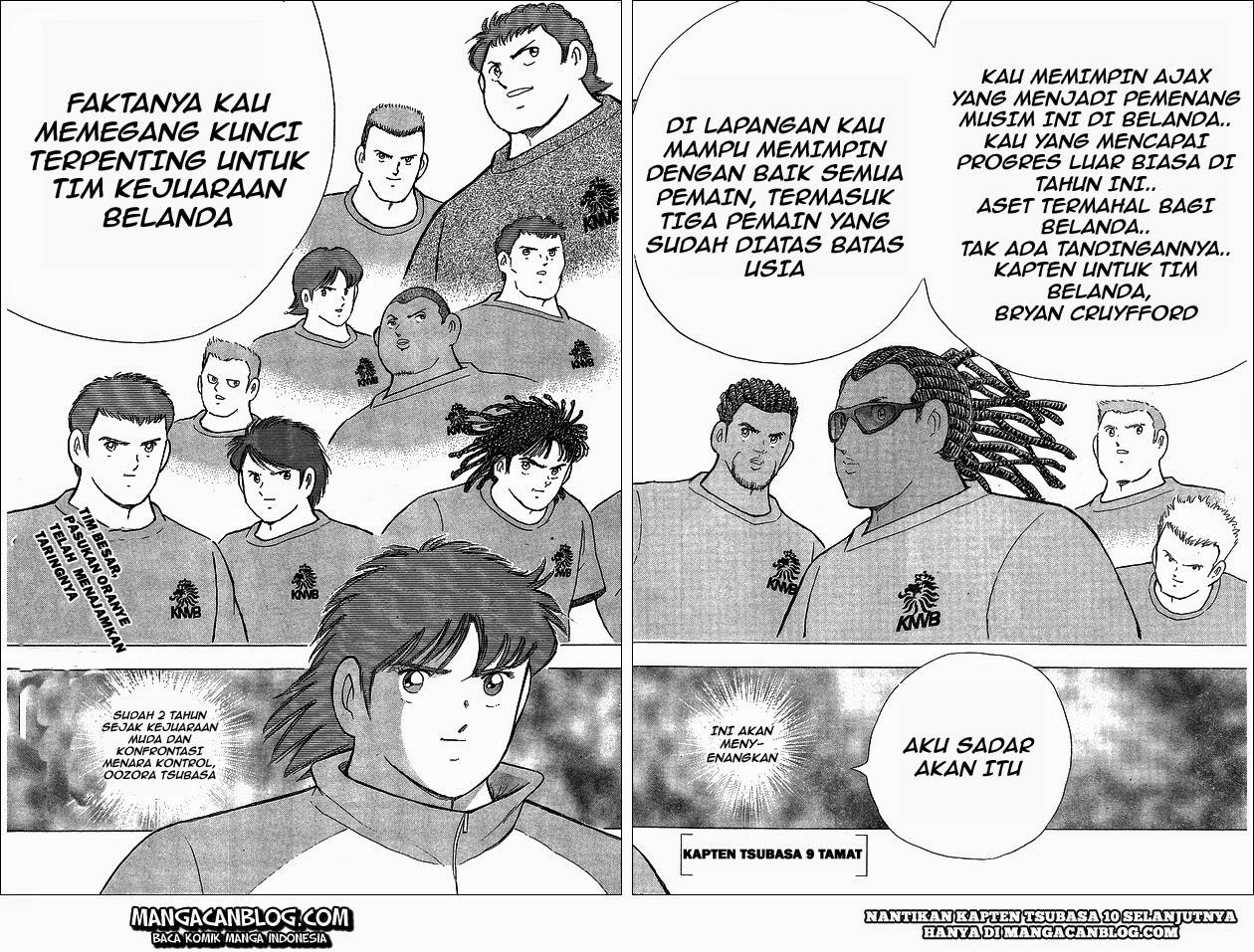 Captain Tsubasa – Rising Sun Chapter 09-24