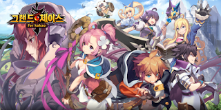 Grand Chase Now on Your Mobile