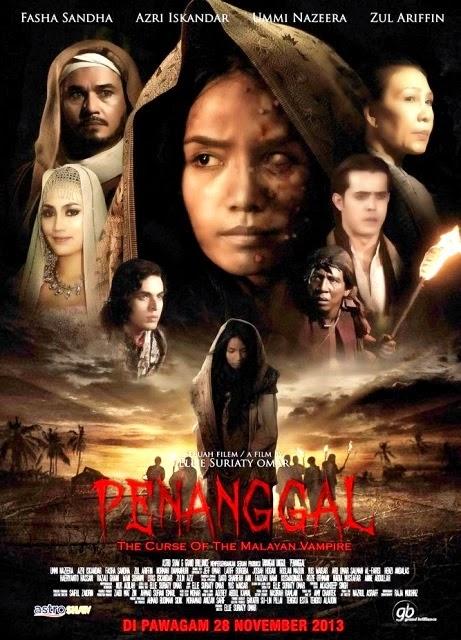 Ma Nữ - Penanggal: The Curse of the Malayan Vampire (2013)