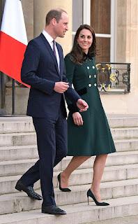 Kata Ahli, Tentang Gerak Tubuh Kate Middeltstone dan Pangeran Williams