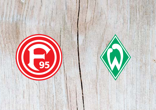 Fortuna Dusseldorf vs Werder Bremen - Highlights 27 April 2019