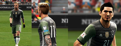 PES 2013 Germany GDB 2016 UPDATE by ABIEL