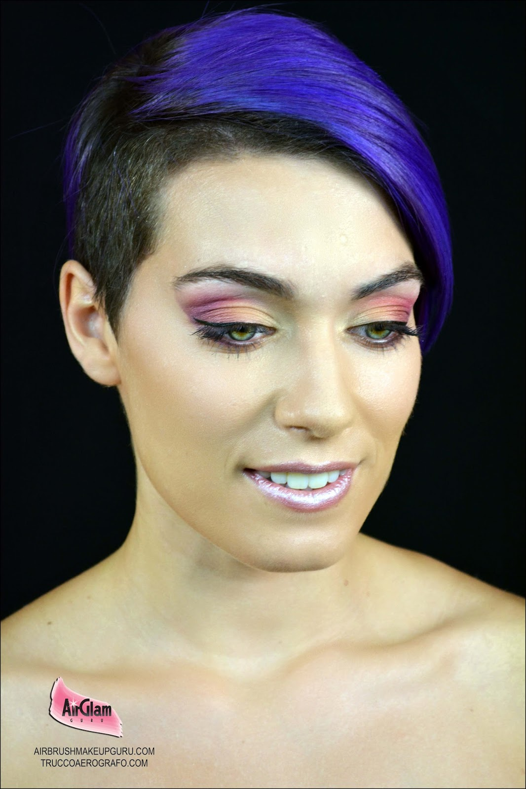 Makeup Gurus On Youtube: The Airbrush Makeup Guru: Easy And Fast Airbrush Makeup